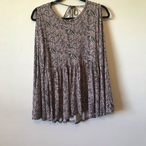 Women's American Eagle Outfitters Peplum Top